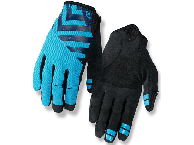 Giro DND Guantes Hombre, midnight/blue jewel/black